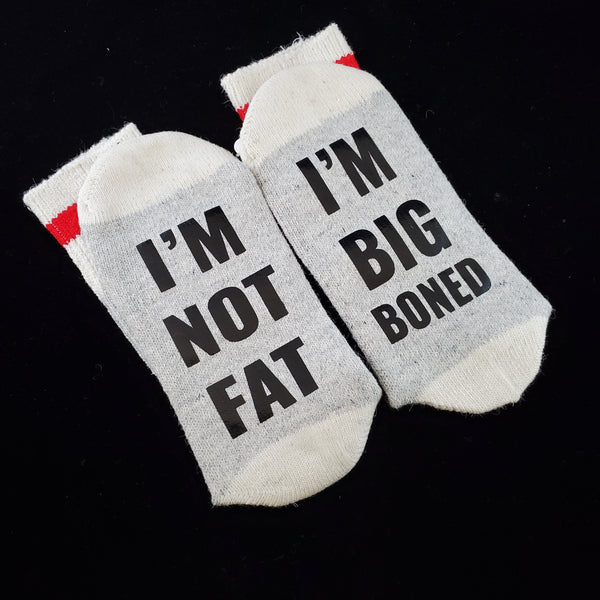 Big Boned - BS Socks