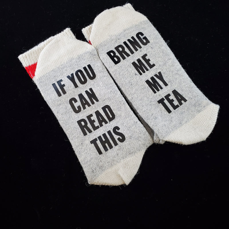 Bring me my tea - BS Socks