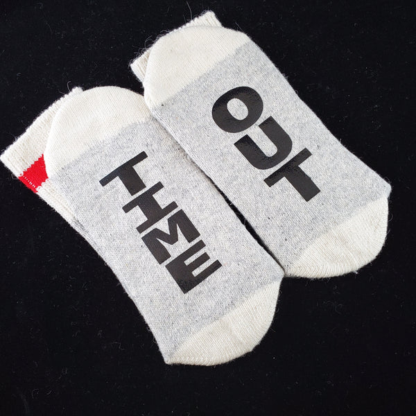 Time out - BS Socks