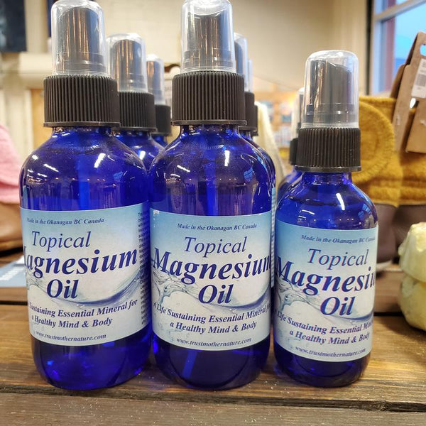 Topical Magnesium Oil