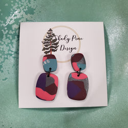 Shady Pine Earrings