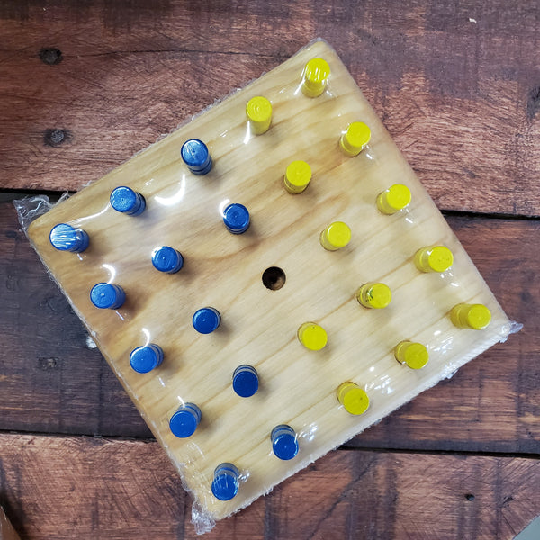 5 Square Board Game