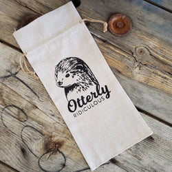 Otterly Ridiculous - Wine Bag