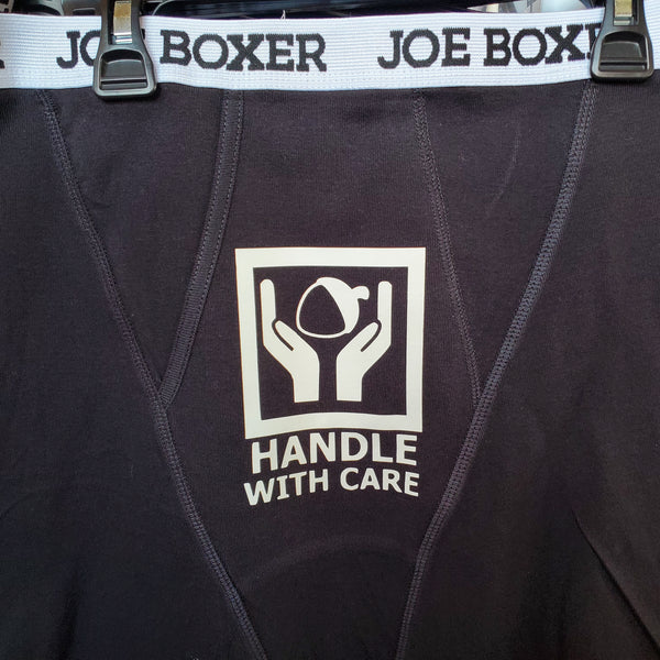 Handle with Care (Acorn) - Boxer Briefs