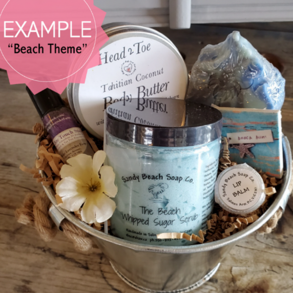 Bath and Body Gift Box/Basket