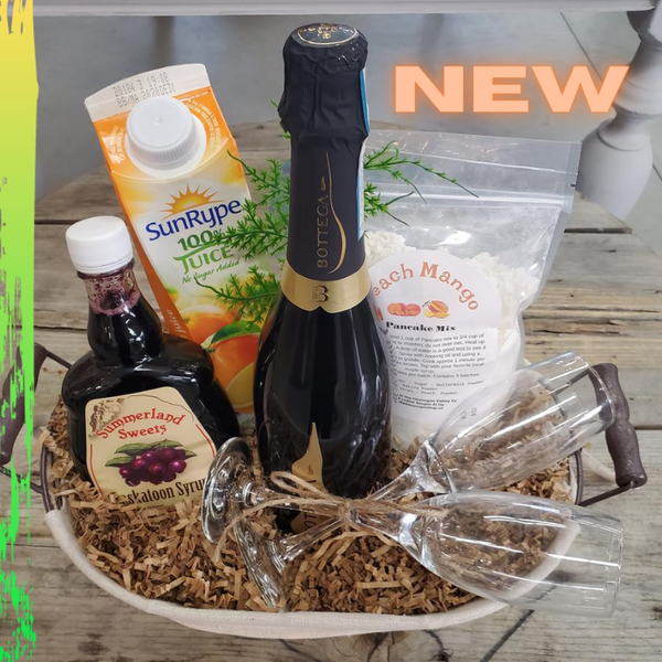 Champagne Breakfast Box/Basket