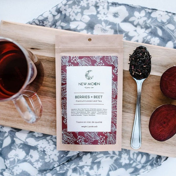 Berries & Beet Tea