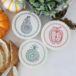 Mini Bowl Covers (Set of 3)