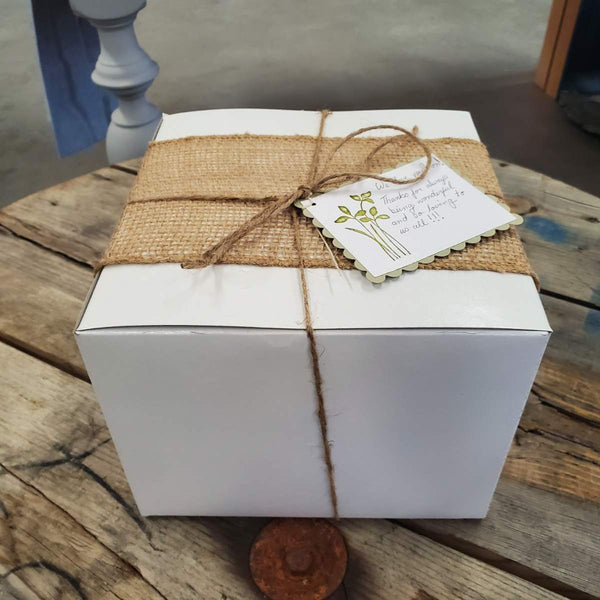 """It's a Baby!"" Gift Box/Basket"