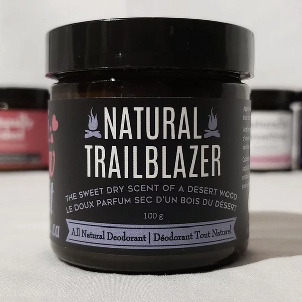 Natural Trailblazer - Natural Deodorant