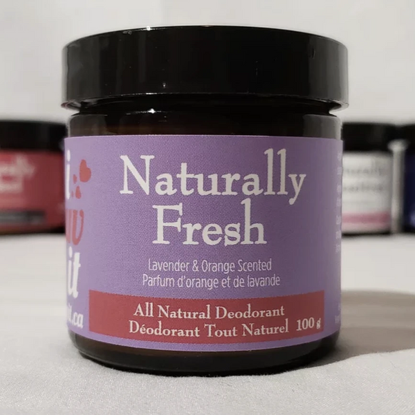 Naturally Fresh - Natural Deodorant
