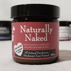 Naturally Naked - Natural Deodorant