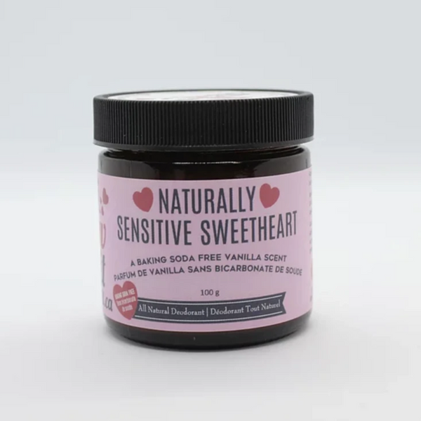 Naturally Sensitive Sweetheart - Natural Deodorant