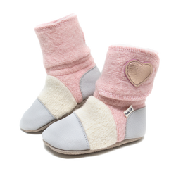 Snowberry Booties