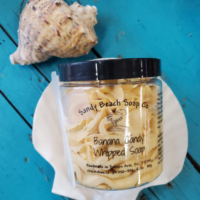 Whipped Soap (12 Scents)