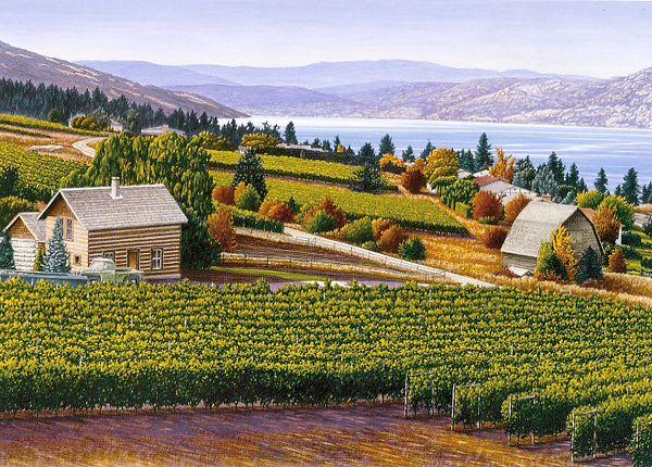 Wine Country Print/Cards
