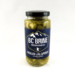 Pickled Jalapenos 375mL