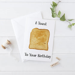 Toast To Your Birthday