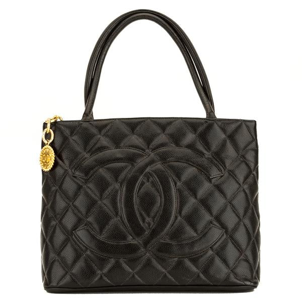 Medallion Tote (GOLD)