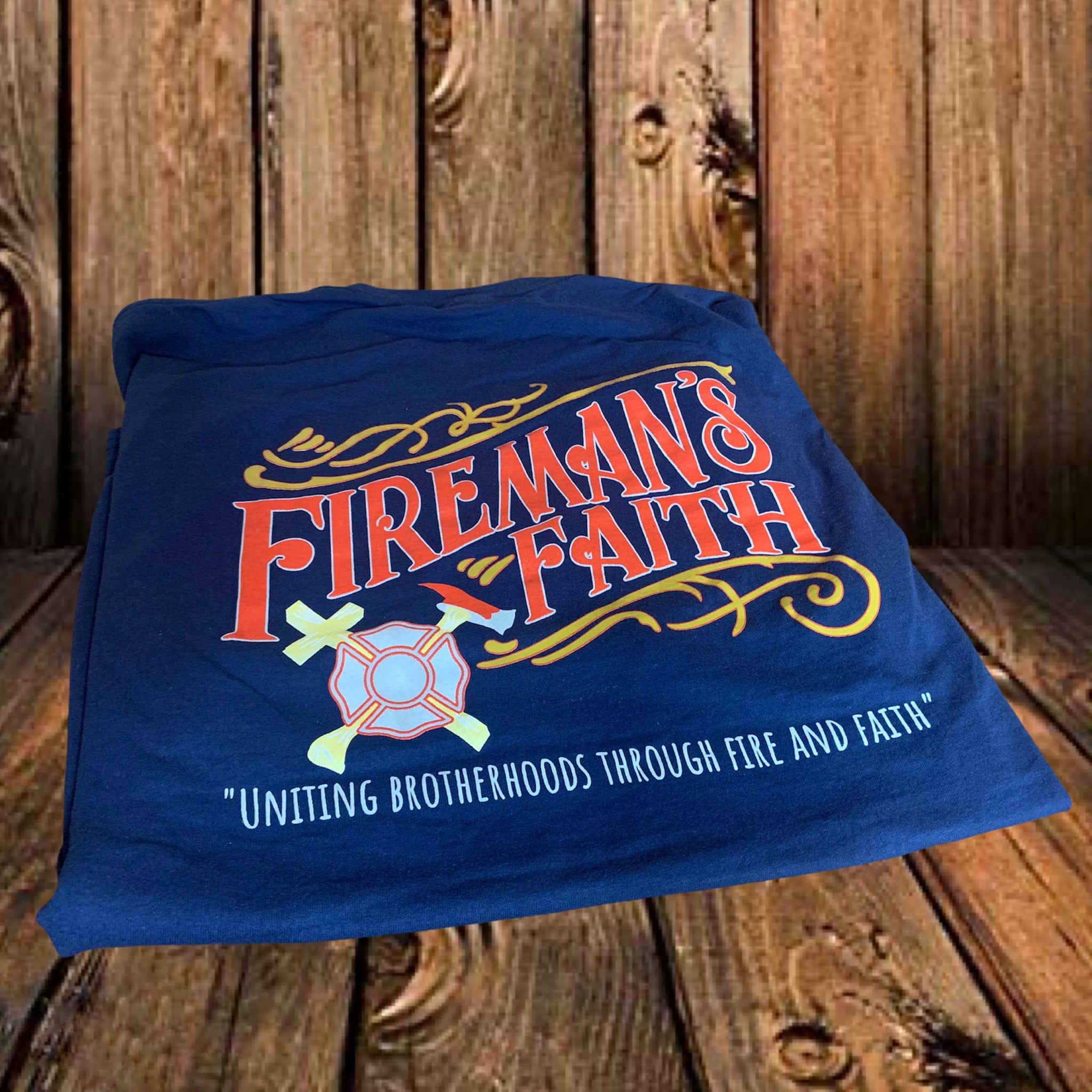 Fireman's Faith Duty Shirt (Tee)