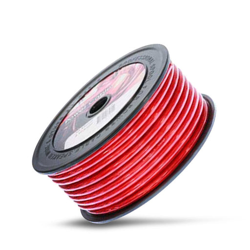 Aerpro BSX430R Bassix 4GA 30-metre Cable (Red)