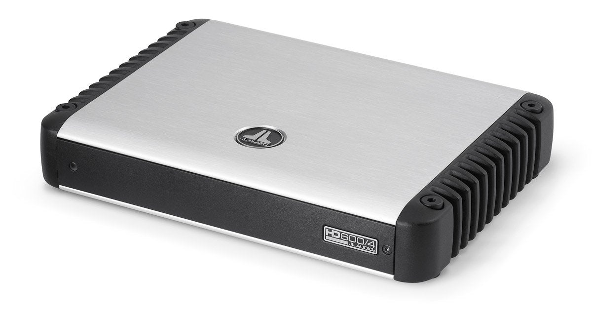 JL Audio HD600/4 4-Channel Class D Full-Range Amplifier