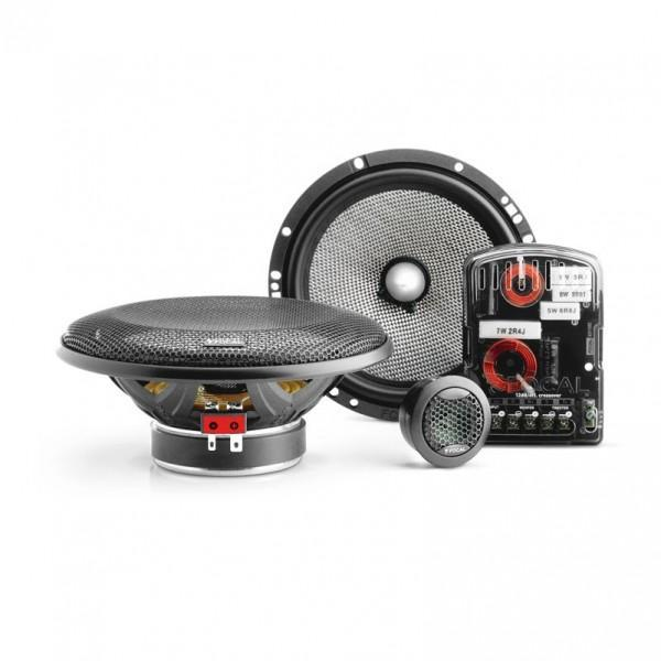 "FOCAL 165AS 6.5"" 60W Component Speaker Kit [Access Series]"