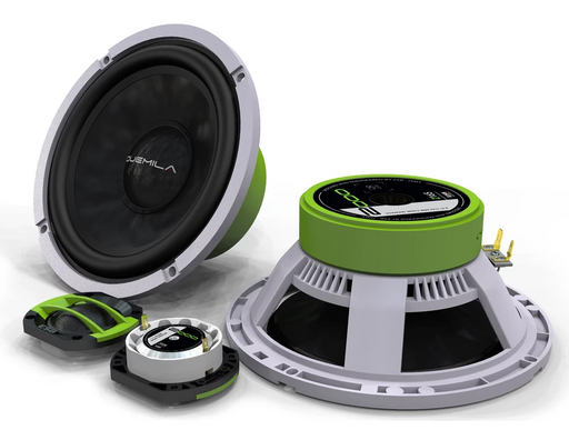 "ESB Audio 2.6K2 2000 Series 2-way 1"" and 6.5"" Midbass Speaker System"