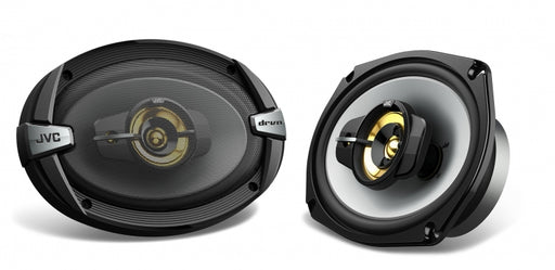 JVC CS-DR693HP drvn DR Series 15 x 23cm (6'' x 9'') 3-Way Coaxial Speakers