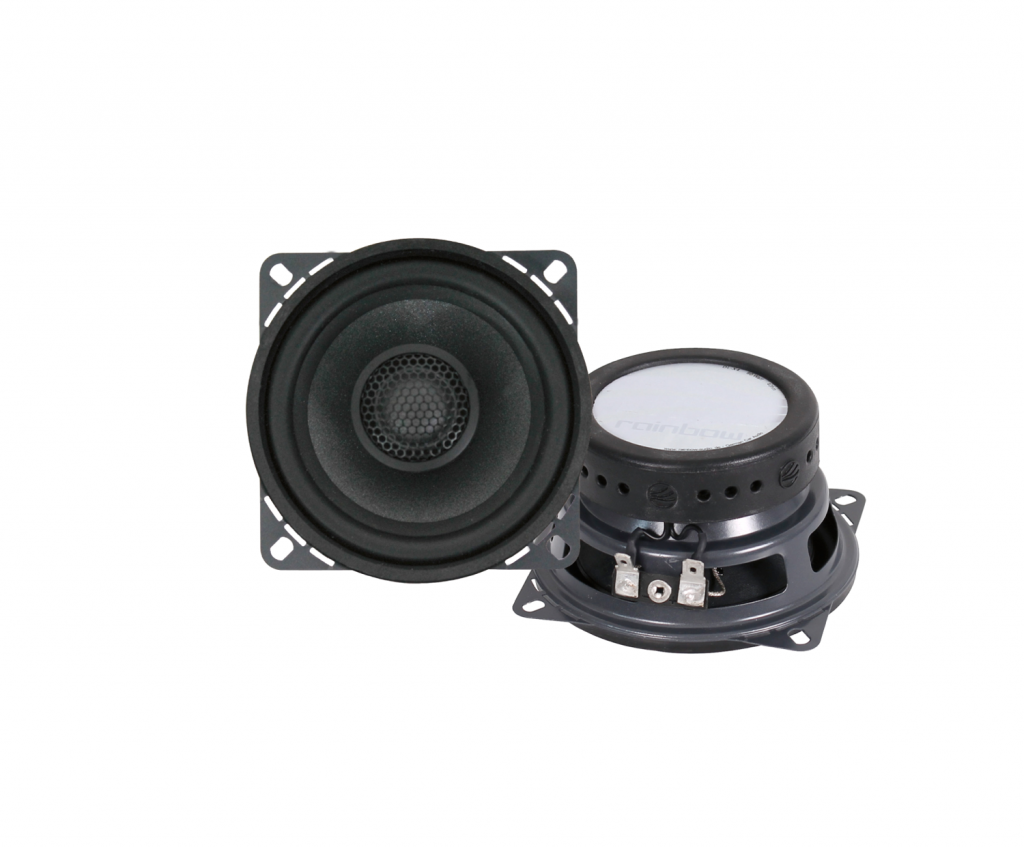 "Rainbow 2-way COAX SDT 4"" Speakers"