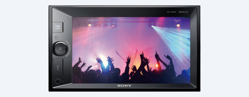 "Sony XAVV631BT 15.7cm (6.2"") Media Receiver with BLUETOOTH® Wireless Technology"