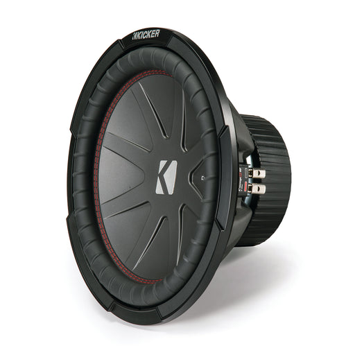 "Kicker 43CWR122 12"" WOOFER, 500 W/RMS, 1000 W/PEAK WOOFER MOUNTING DEPTH 146mm (Dual 2 Ω)"