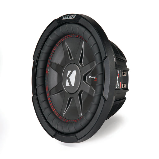 "Kicker 43CWRT101 10"" WOOFER, 400 W/RMS, 800 W/PEAK WOOFER MOUNTING DEPTH 88mm (Dual 1 Ω)"
