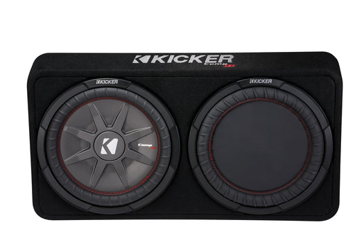 "Kicker 43TCWRT122 CompRT 43TCWRT122 500W 12"" Sealed Thin Enclosure (2Ω)"