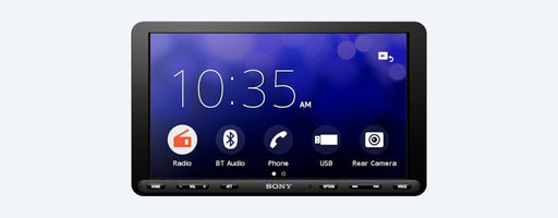 "Sony XAV-AX8000 8.95"" (22.7cm) Apple CarPlay & Android Auto Digital Media Receiver with Bluetooth®"