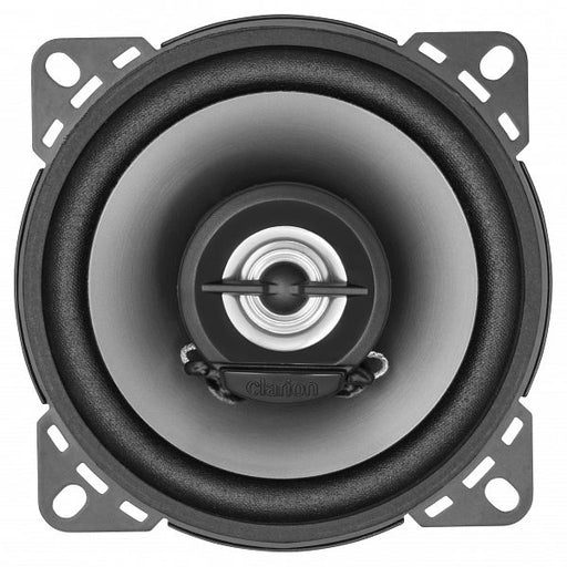 "Clarion SE1024R 4"" (10cm) 200W 2-way Coaxial Speakers (Grille included)"
