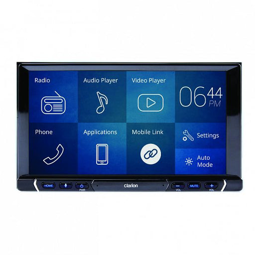 Clarion FX688A AV Head Unit with TFT HD Screen
