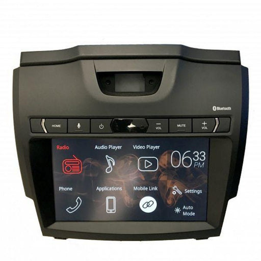 "Clarion PX4293AA 8"" Mechless AV Receiver for Isuzu D-Max & MU-X"