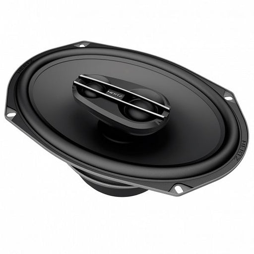 "HERTZ CPX690 3-way 6""x9"" Coaxial Speakers with Grilles"