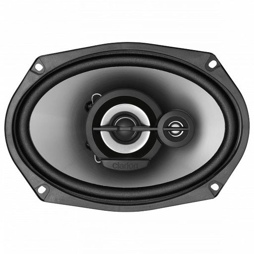 "Clarion SE6934R 6""x9"" 400W 3-way Multi-axial Speakers (SE Series) [GRILLE INCLUDED]"