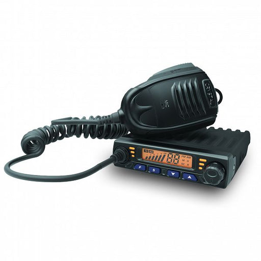 Crystal Mobile DB477E 5W Super Compact In-car UHF CB Radio