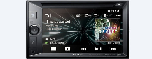 "Sony XAVW651BT 15.7cm (6.2"") LCD DVD Receiver"