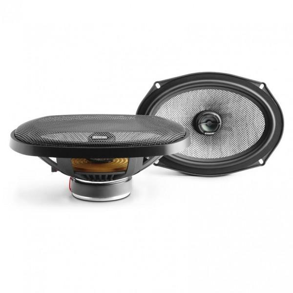 "FOCAL 690 AC 6""x9"" co-axials with grilles, Access series, 75W RMS, 50Hz - 20kHz"