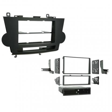 "Aerpro 998222 Single or Double DIN Facia for Toyota Kluger ""Grande"" (requires 998222HS hazard light switch 