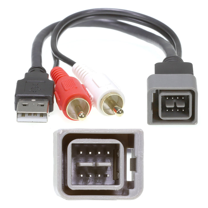 Aerpro APNIUSB1 USB Adapter for select Nissan models