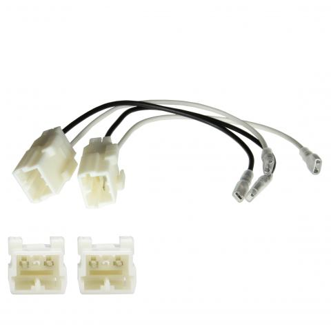 Aerpro APS27 Speaker Plugs for Chrysler & Dodge vehicles