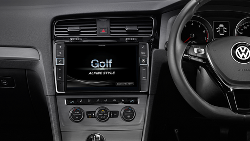 "Alpine X901D-G7R 9"" Primo 3.0 Navigation with Advanced Bluetooth® / USB
