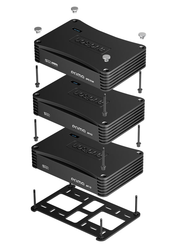 Audison APTK3 Prima Line - Tower Kit for Prima Amplifiers