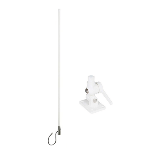 Blackhawk Marine Antenna 698-2700 7-10dBi (with mount)