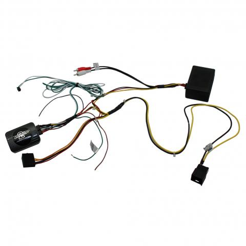 Aerpro CHMC7C Steering Wheel Control Harness for Mercedes CLK, CLS, E-Class & SLK 171